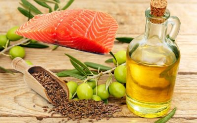The Benefits of Omega Fatty Acids for Pets